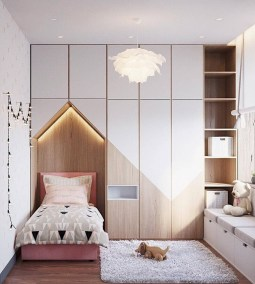 Crazy And Best Renovation Ideas for Your Child's Bedroom to Make It More Comfortable 03