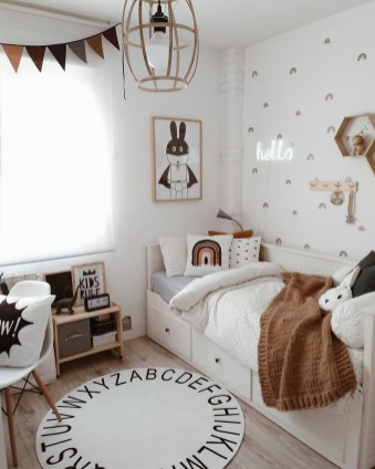 Crazy And Best Renovation Ideas for Your Child's Bedroom to Make It More Comfortable 07