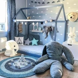 Crazy And Best Renovation Ideas for Your Child's Bedroom to Make It More Comfortable 12