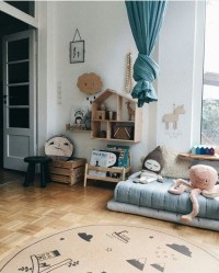 Crazy And Best Renovation Ideas for Your Child's Bedroom to Make It More Comfortable 29