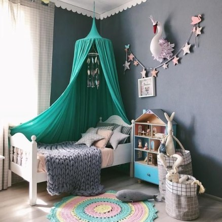 Crazy And Best Renovation Ideas for Your Child's Bedroom to Make It More Comfortable 34