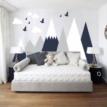 Crazy And Best Renovation Ideas for Your Child's Bedroom to Make It More Comfortable 37
