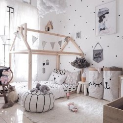 Crazy And Best Renovation Ideas for Your Child's Bedroom to Make It More Comfortable 39