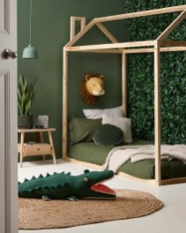 Crazy And Best Renovation Ideas for Your Child's Bedroom to Make It More Comfortable 42