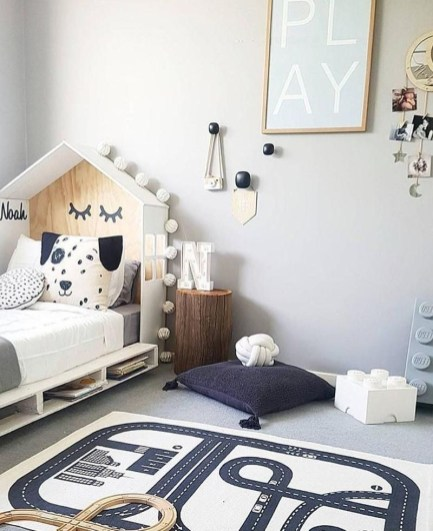 Crazy And Best Renovation Ideas for Your Child's Bedroom to Make It More Comfortable 52
