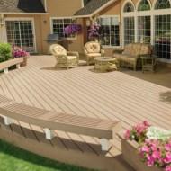 Easy DIY Wooden Deck Design For Backyard 47