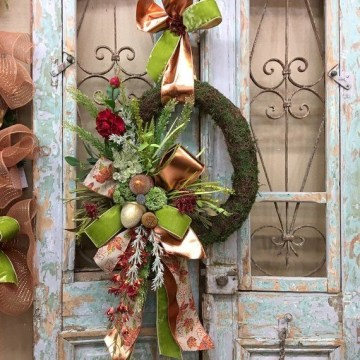 Fall Decorating Ideas For Outdoor Rustic Ornaments in a Cozy Home 22