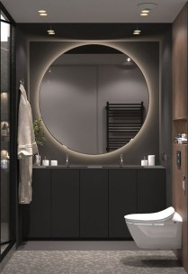 Majestic Bathroom Decoration to Perfect Your Dream Bathroom 03