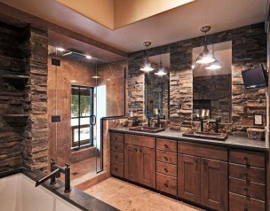 Majestic Bathroom Decoration to Perfect Your Dream Bathroom 09