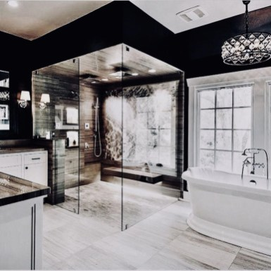 Majestic Bathroom Decoration to Perfect Your Dream Bathroom 58