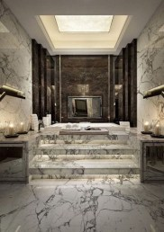 Majestic Bathroom Decoration to Perfect Your Dream Bathroom 65