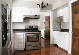 Most Amazing Kitchen Cabinet Makeover Design and Project 02