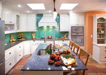 Most Amazing Kitchen Cabinet Makeover Design and Project 55