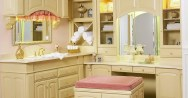 Most Comfortable Makeup Room with Mirror Decoration for Women 20