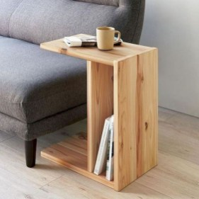 Superb DIY Wood Furniture for Your Small House and Cost-efficiency 20