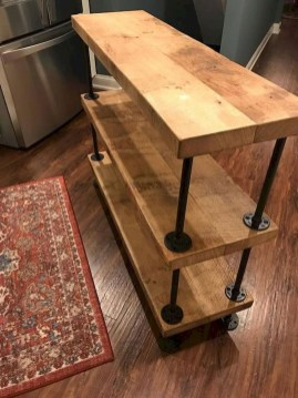 Superb DIY Wood Furniture for Your Small House and Cost-efficiency 26