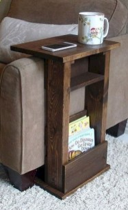Superb DIY Wood Furniture for Your Small House and Cost-efficiency 40