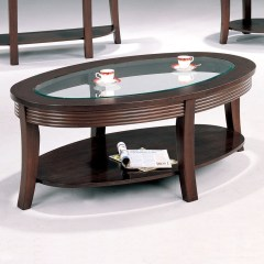The Charm of Homely Contemporary Living rooms with Oval Coffee Table Decorations 10
