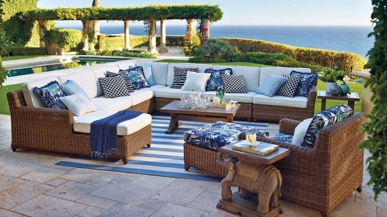 Unique Paver Terrace Design That Will Enhance Your Home Luxury Feel 22