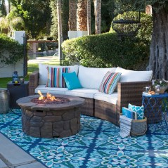 Unique Paver Terrace Design That Will Enhance Your Home Luxury Feel 35