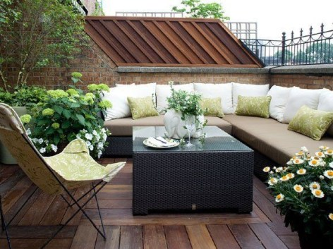 Unique Paver Terrace Design That Will Enhance Your Home Luxury Feel 45