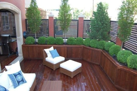 Unique Paver Terrace Design That Will Enhance Your Home Luxury Feel 46