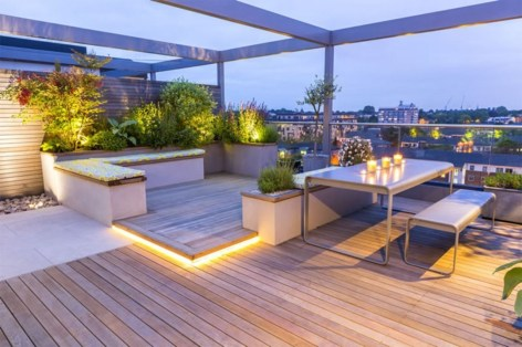 Unique Paver Terrace Design That Will Enhance Your Home Luxury Feel 47