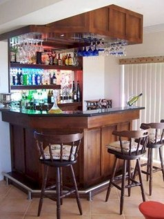 Best Coffee Bar Decorating Ideas for Your That Like a Coffee 13