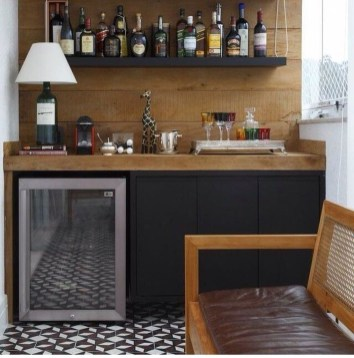 Best Coffee Bar Decorating Ideas for Your That Like a Coffee 16