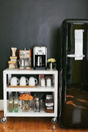 Best Coffee Bar Decorating Ideas for Your That Like a Coffee 38