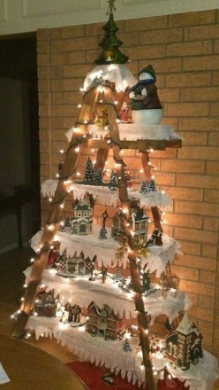 Best DIY Christmas Decoration to Perfect Your Home 43