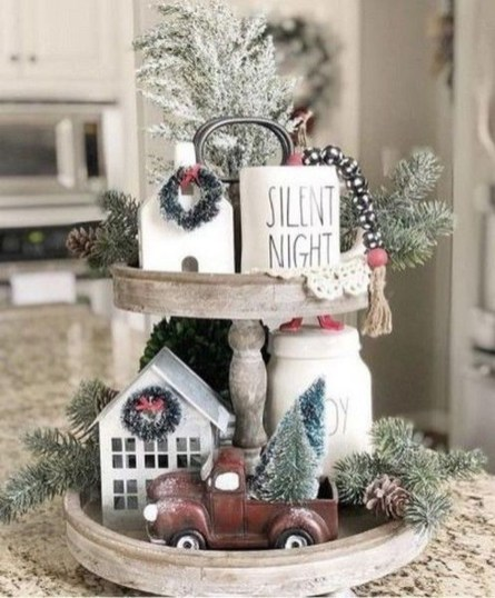 Best DIY Christmas Decoration to Perfect Your Home 49