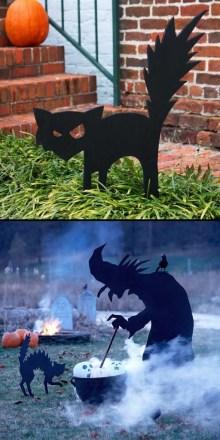 Best DIY Halloween Decorations To Perfect Your Outdoor Design 46