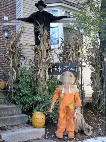 Best DIY Halloween Decorations To Perfect Your Outdoor Design 48