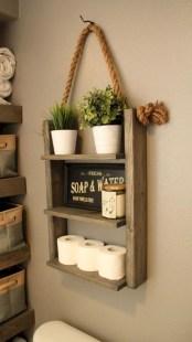 Cozy Fall Bathroom Decorating Ideasl 03