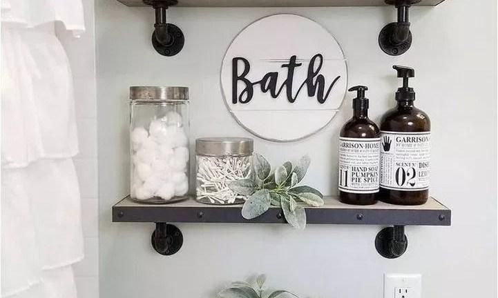 34 Cozy Fall Bathroom Decorating Ideas