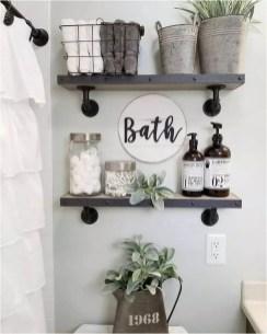 Cozy Fall Bathroom Decorating Ideasl 14