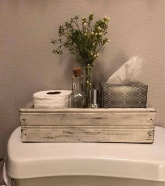 Cozy Fall Bathroom Decorating Ideasl 16