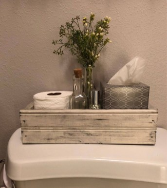 Cozy Fall Bathroom Decorating Ideasl 16