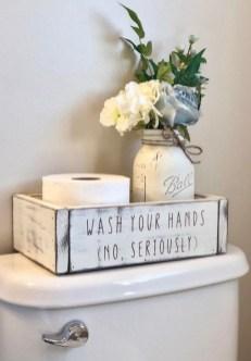Cozy Fall Bathroom Decorating Ideasl 21