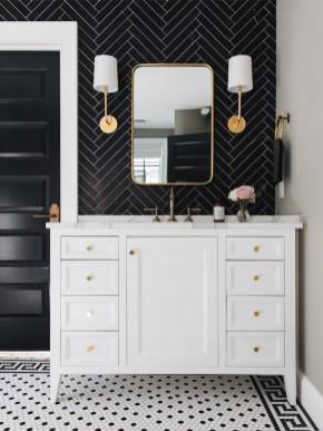 Cozy Fall Bathroom Decorating Ideasl 27