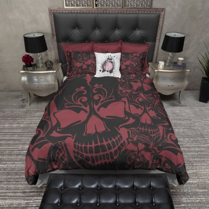 Cozy Halloween Bedroom Decorating Ideas 11