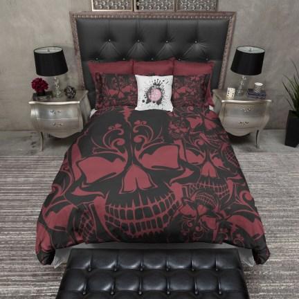 Cozy Halloween Bedroom Decorating Ideas 11