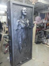 Creepy Halloween Coffin Decorations 14