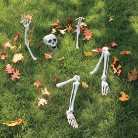 DIY Creepy Halloween Decorating Ideas Outdoors 13
