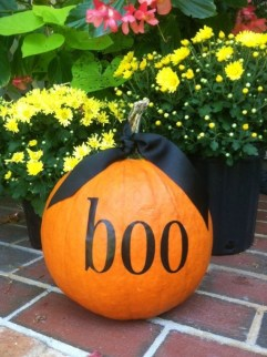 Gorgeous Pumpkin Decorating Ideas 04