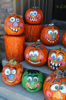 Gorgeous Pumpkin Decorating Ideas 07
