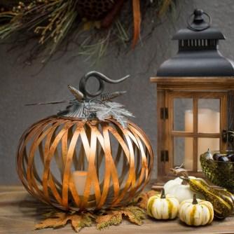Gorgeous Pumpkin Decorating Ideas 08