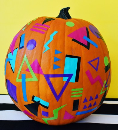 Gorgeous Pumpkin Decorating Ideas 16