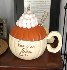 Gorgeous Pumpkin Decorating Ideas 27